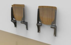 "Wooden seats ""Woodie"""